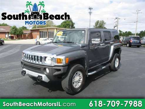 2008 HUMMER H3 for sale in Pontoon Beach, IL