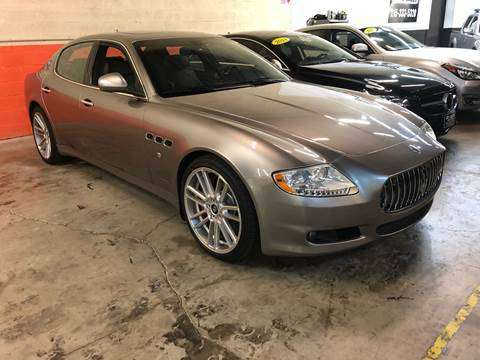 2010 MASERATI QUATTROPORTE S, EZ CREDIT APPROVAL FOR ALL!! for sale in Bensalem, PA