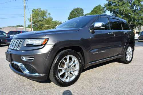 2014 Jeep Grand Cherokee Summit 4WD LIKE NEW Warranty NO DOC FEES! for sale in Apex, NC