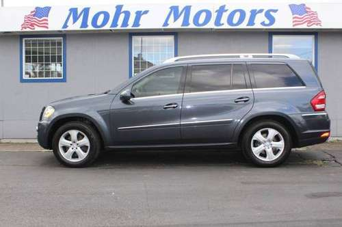 2010 Mercedes-Benz GL-Class All Wheel Drive GL 450 4MATIC AWD 4dr SUV for sale in Salem, OR