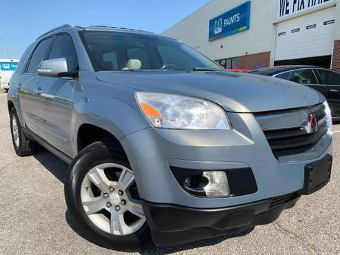 2007 Saturn Outlook ~ 3rd Row ~ Newer Tires ~ 2 Sunroofs ~ Heated Seat for sale in Wichita, KS