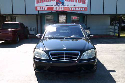 06 MERCEDES BENZ S 500 for sale in Bethany, OK