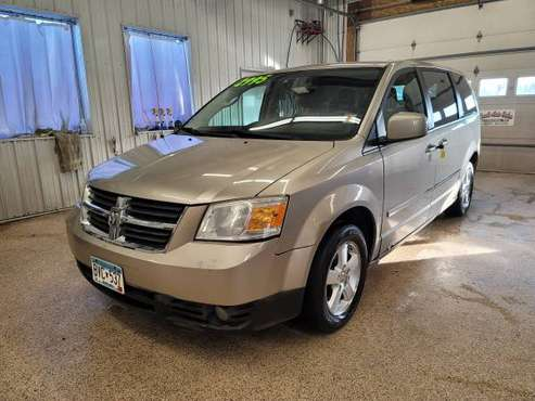 ** 2008 DODGE GRAND CARAVAN SXT EXTENDED MINI VAN ** - cars & trucks... for sale in Cambridge, MN