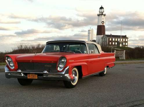 1958 Lincoln Continental Mk III for sale in Bellmore, NY