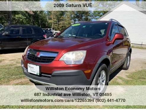►►2009 Saturn VUE XE for sale in Williston, VT