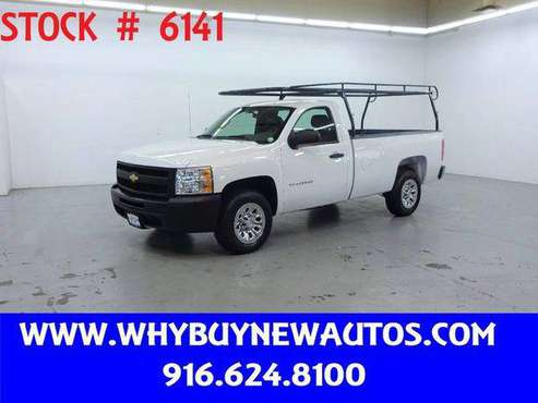 2011 Chevrolet Chevy Silverado 1500 ~ Only 26K Miles! for sale in Rocklin, CA