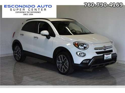 2017 FIAT 500X Trekking FWD - Financing For All! for sale in San Diego, CA