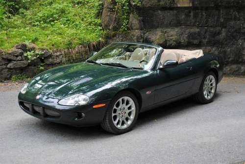 2000 Jaguar XKR Convertible for sale in Easton, PA