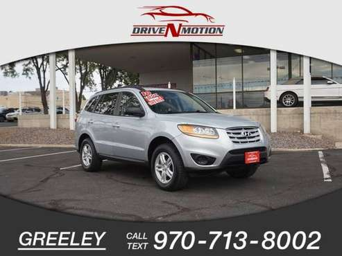 2010 Hyundai Santa Fe GLS Sport Utility 4D for sale in Greeley, CO