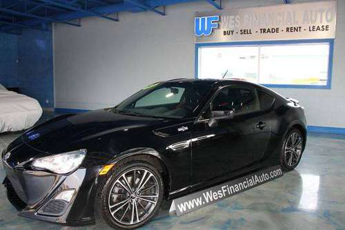 2013 Scion FR-S 10 Series 2dr Coupe 6M Guaranteed Credit for sale in Dearborn Heights, MI