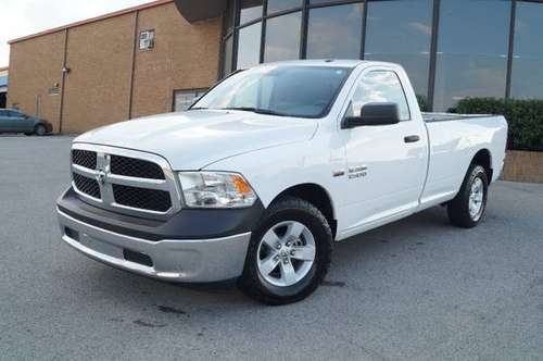 2017 *Ram* *1500* *Tradesman 4x2 Regular Cab 8' Box* - cars & trucks... for sale in Nashville, TN