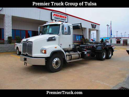 2019 *Western Star* *4700SB* *4700SB 75K Roll Off* W for sale in Tulsa, OK