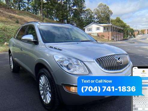 2012 Buick Enclave Leather 4dr Crossover for sale in Gastonia, NC