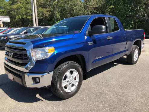 2015 Toyota Tundra WE FINANCE ANYONE!!! for sale in Harpswell, ME