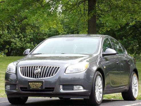 2011 Buick Regal CXL - 4XL for sale in Cleveland, OH