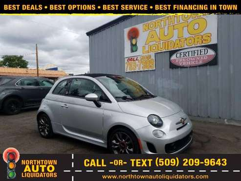 *2014* *FIAT* *500C* *GQ* for sale in Spokane, WA