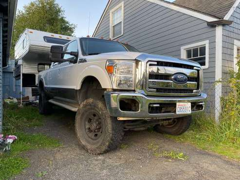 2004 f250 King ranch (lots of upgrades) for sale in Aberdeen, WA