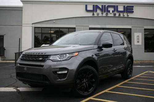 2016 *Land Rover* *Discovery Sport* *AWD 4dr HSE* Ka for sale in south amboy, NJ