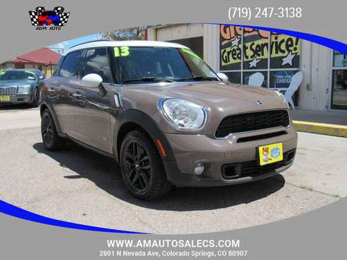 2013 MINI Countryman - Financing Available! - cars & trucks - by... for sale in Colorado Springs, CO