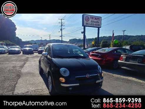 2012 Fiat 500 Lounge for sale in Knoxville, TN