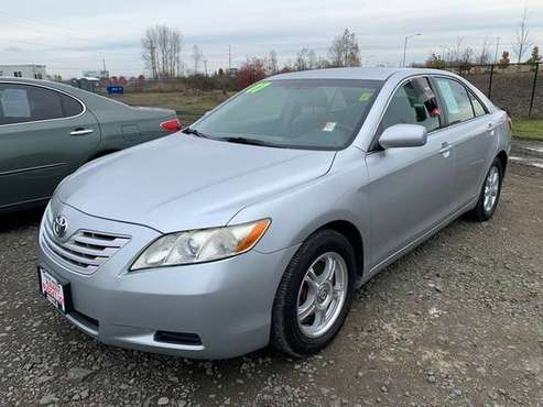 2007 Toyota Camry 4dr Sdn V6 Auto LE Sedan - cars & trucks - by... for sale in Corvallis, OR