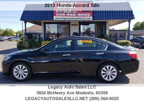 2013 Honda Accord Sdn 4dr I4 CVT EX for sale in Modesto, CA