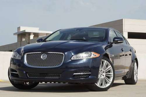 2011 Jaguar XJL Xj L *( Supercharged 470 Horses )* SC for sale in Austin, TX