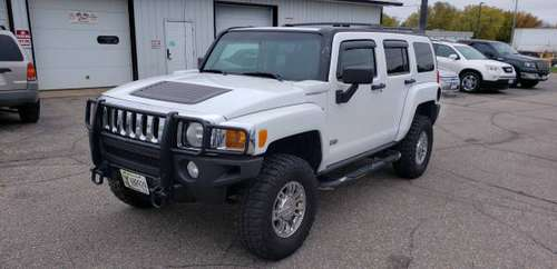 2007 HUMMER H3 4X4 204K for sale in St. Cloud, MN