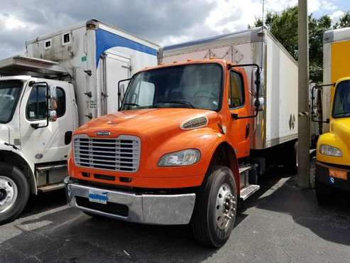 2012 Freightliner M2-106 Box Truck for sale in Plant City, FL