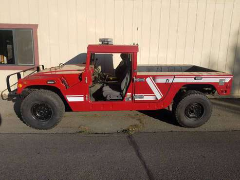 HUMMER TRUCK DIESEL WITH 18,000 MILES for sale in Weaverville, CA