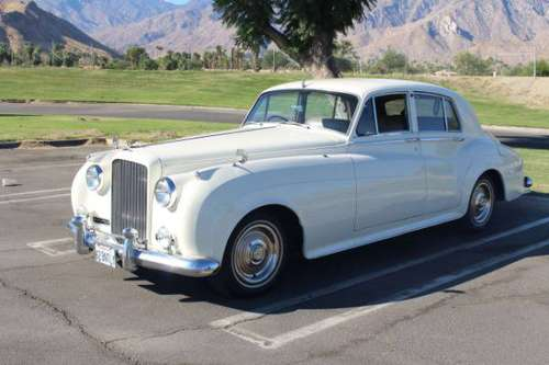 1962 Bentley S-2 for sale in Palm Springs, CA