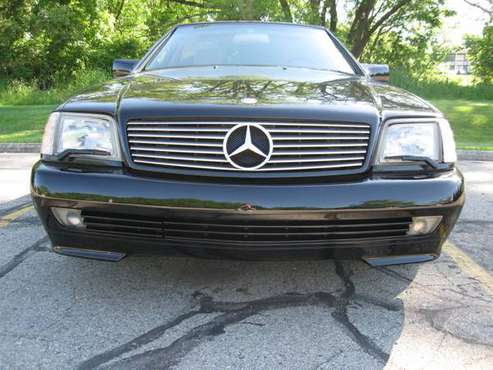 1995 MERCEDES BENZ SL600 ROADSTER for sale in Eagle River, IL