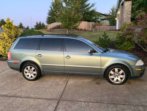 2003 VW Passat Wagon 4-Motion GLX for sale in Salem, OR