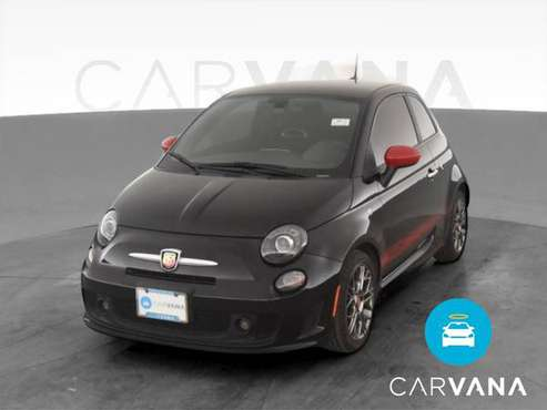 2017 FIAT 500 Abarth Hatchback 2D hatchback Black - FINANCE ONLINE -... for sale in Brooklyn, NY