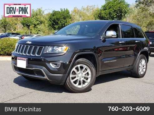 2014 Jeep Grand Cherokee Limited SKU:EC173654 SUV for sale in Encinitas, CA