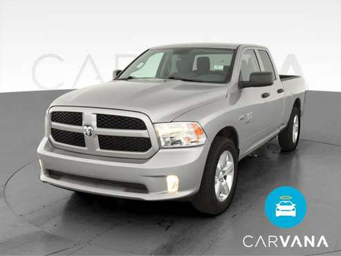 2019 Ram 1500 Classic Quad Cab Express Pickup 4D 6 1/3 ft pickup... for sale in San Diego, CA