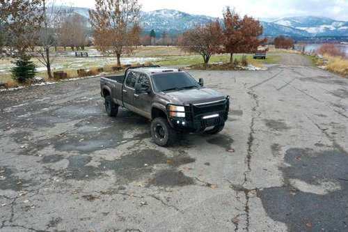 6.6 Duramax 2500HD - cars & trucks - by owner - vehicle automotive... for sale in Missoula, MT