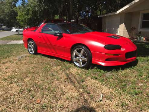 1999 Camaro z28 AUTO TTops for sale in New Port Richey , FL