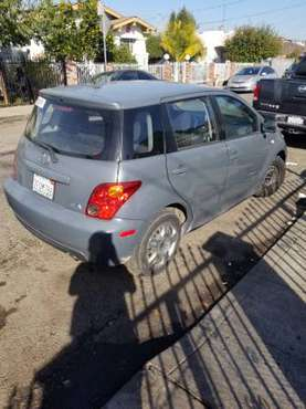 04 scion xa manual sell/trade - cars & trucks - by owner - vehicle... for sale in Oakland, CA