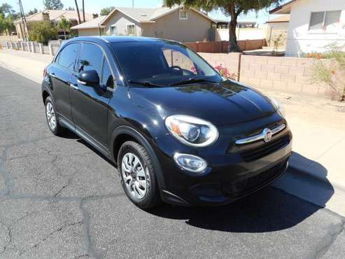 2016 Fiat 500x, crossover, SUV, low miles, clean title for sale in Mesa, AZ