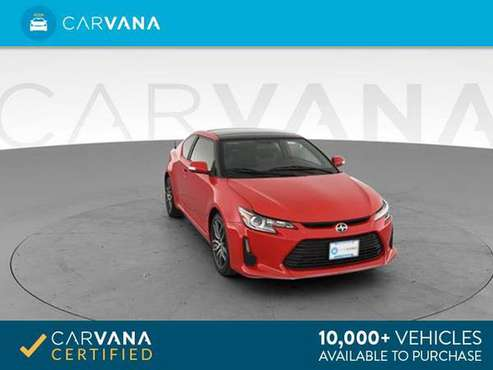 2015 Scion tC Hatchback Coupe 2D coupe Red - FINANCE ONLINE for sale in Richmond , VA