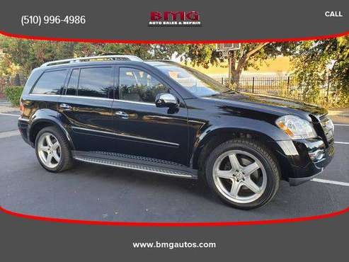 2009 Mercedes-Benz GL-Class GL 550 Sport Utility 4D for sale in Fremont, CA
