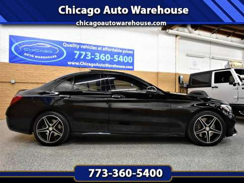 2016 Mercedes-Benz C-Class 4dr Sdn C 450 AMG 4MATIC for sale in Chicago, IL