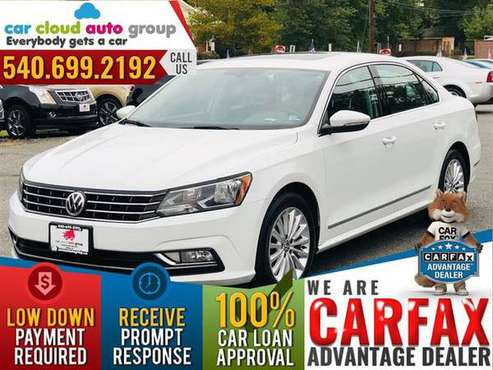 2016 Volkswagen Passat -- LET'S MAKE A DEAL!! CALL for sale in Stafford, VA