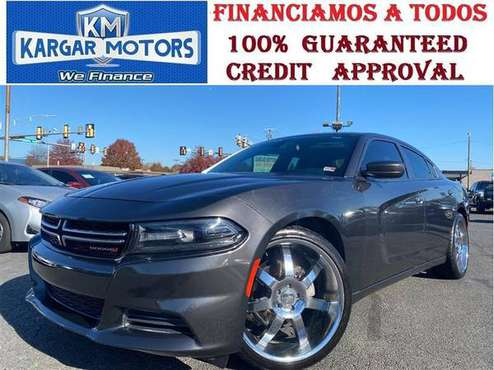 2015 DODGE CHARGER SE -WE FINANCE EVERYONE! CALL NOW!!! - cars &... for sale in MANASSAS, District Of Columbia