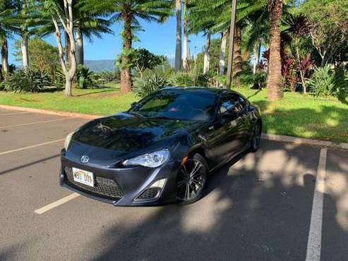 2013 Scion FR-S 55k miles ONLY ! - cars & trucks - by owner -... for sale in Waipahu, HI