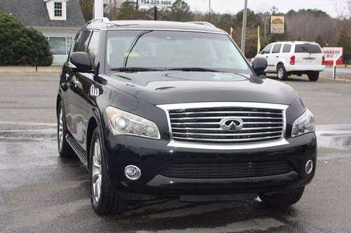 2011 Infiniti QX56 4WD ***FINANCING AVAILABLE*** for sale in Monroe, NC