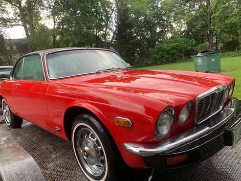 1975 Jaguar XJ6 C Coupe for sale in Montclair, NY
