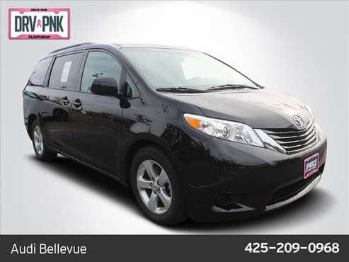 2015 Toyota Sienna LE SKU:FS612058 Regular for sale in Bellevue, WA