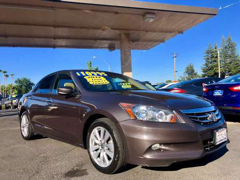 ** 2012 HONDA ACCORD ** LEATHER LOADED for sale in Anderson, CA